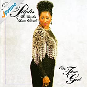 Amazon.com: He's an On Time God: Dottie Peoples: MP3 Downloads