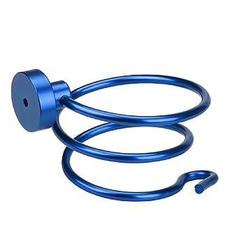 Soporte de pared para secador de pelo profesional Saisiyiky (Azul Oscuro): Amazon.es: Coche y moto