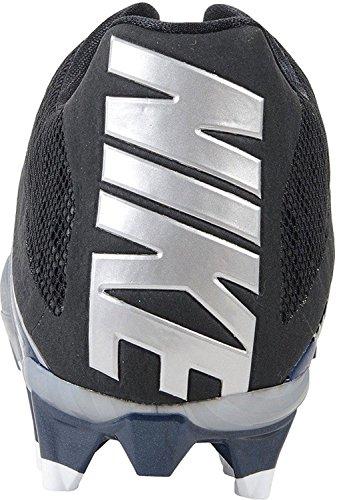 Nike Herren Vapor Speed Low TD geformte Fußballschuh Marineblau / Schwarz / Weiß