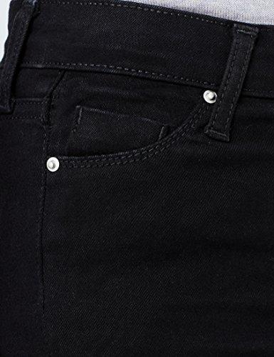 clean Jeans Meraki Black Nero Elasticizzati Donna Skinny gfwHXTq