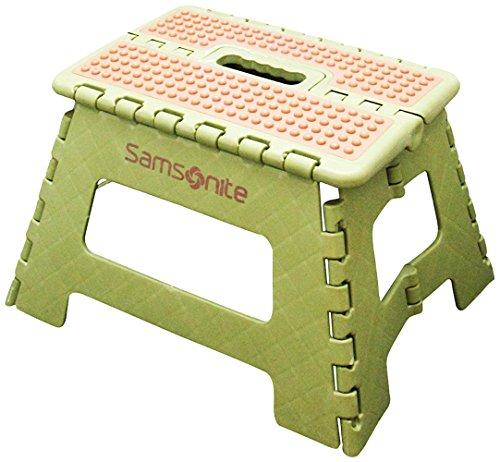 Samsonite Mini Folding Step Stool, - Mini Stool