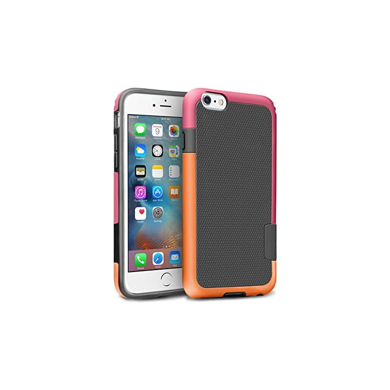 iPhone 6S Case, TILL(TM) [Ultra Hybrid]
