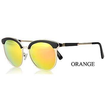 ZRTYJ Gafas de Sol Metal Star Gafas De Sol Polarizadas ...