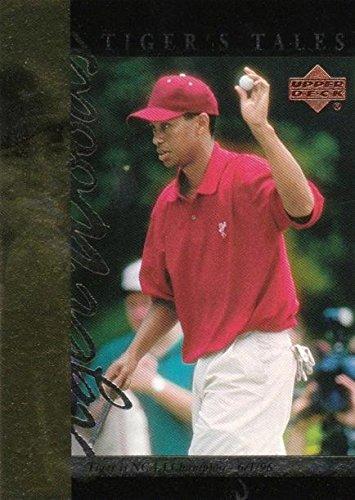 - Tiger Woods Golf Card (1996 NCAA Champion) 2001 Upper Deck #TT8