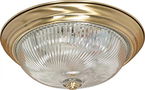 Nuvo Lighting 60/231 Three Light Flush Mount (231 Light)