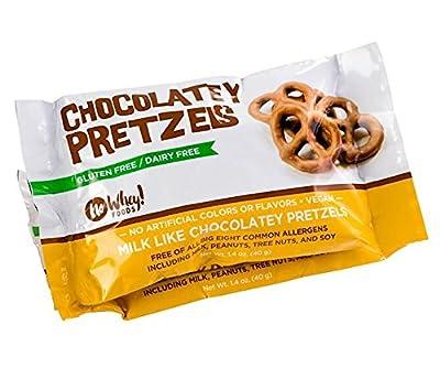 Chocolatey Pretzels- Gluten Free, Dairy Free, Vegan. - Two Bags