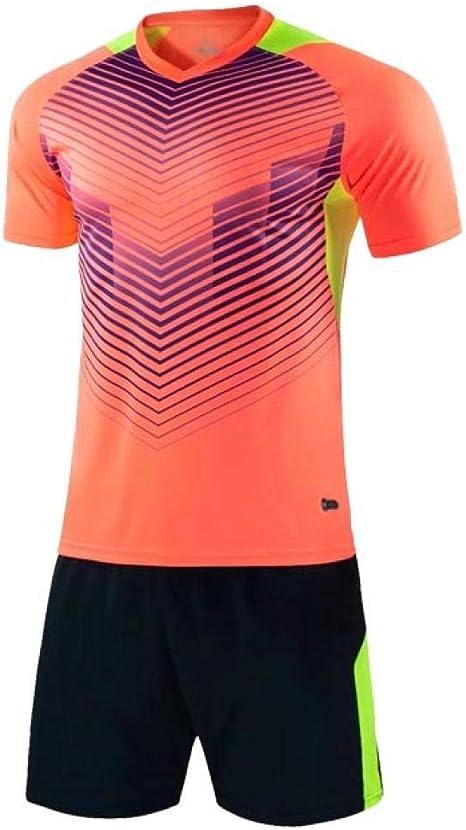 WDSLHH Jerseys Hombres Niños Camisetas de fútbol Niños niñas ...