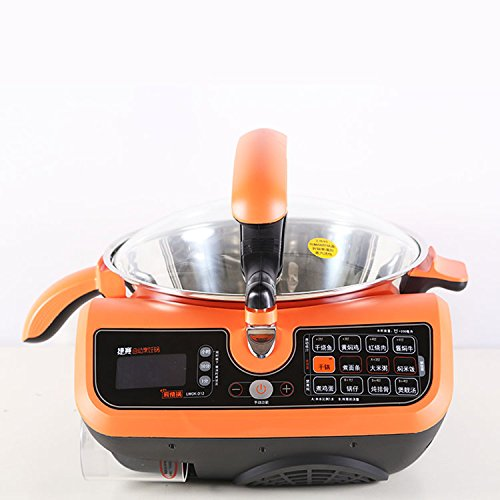 Gemside automatic mealcooker with cooking skills ltd D121