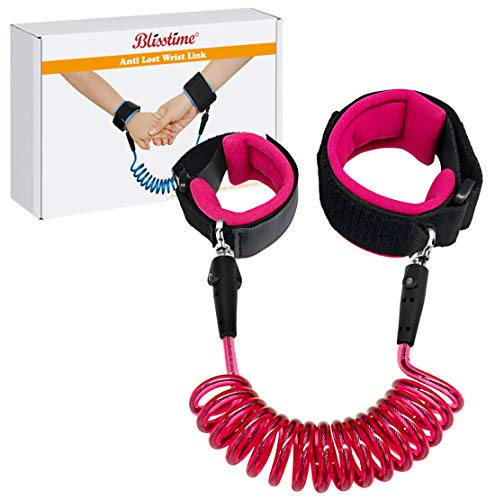 Buy Discount Blisstime Anti Lost Wrist Link Safety Wrist Link for Toddlers, Babies & Kids