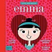Emma: A BabyLit® Emotions Primer (Little Miss Austen: Babylit)