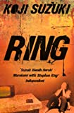 Front cover for the book Ring by Koji Suzuki