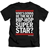 The Rap Game Next Hip Hop Superstar Unisex Youth Juvenile T-Shirt for Girls and Boys