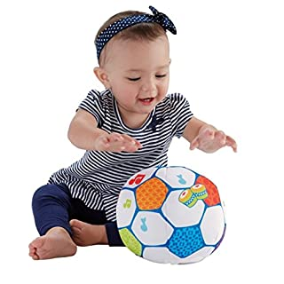 Fisher-Price First Steps Move 'n Groove Soccer Ball