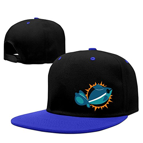 AUGU Dancing Cap Miami Finns Hat RoyalBlue