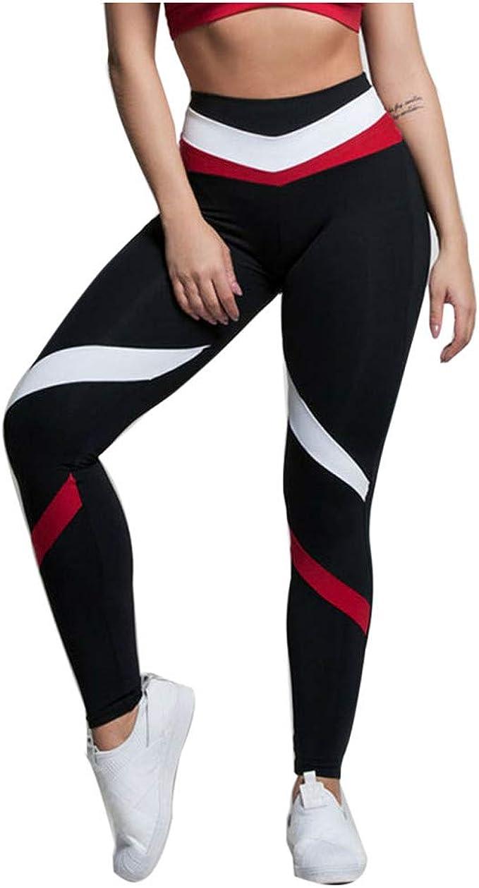 Fossen MuRope Pantalones Mujer Yoga Deporte Largo Compresion Otoño ...
