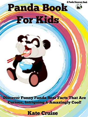 Amazing Series for Kids: Discover Pandas Picture Book