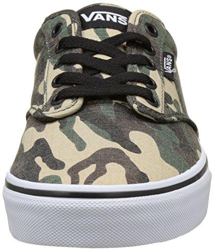 Vans Sneaker Textile Atwood Mn Herren Grün qqZRg