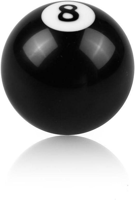 Zantec® Creative - Pomo de cambio de 8 bolas para cambio manual de ...