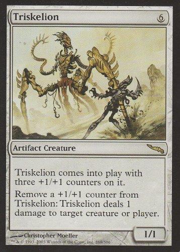 Triskelion (Magic the Gathering : Mirrodin #269 Rare)