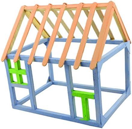 perfeclan Scientifc Kits De Experimentos De Bricolaje Modelo De Cabina Estabilidad Triangular Juguetes De Aprendizaje: Amazon.es: Juguetes y juegos