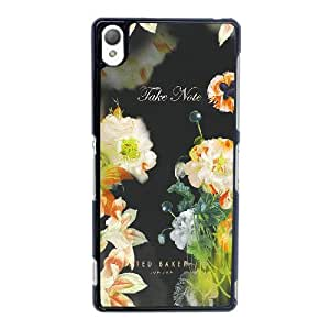 Sony Xperia Z3 Phone Case Ted Baker Logo Case Cover P9YU998309