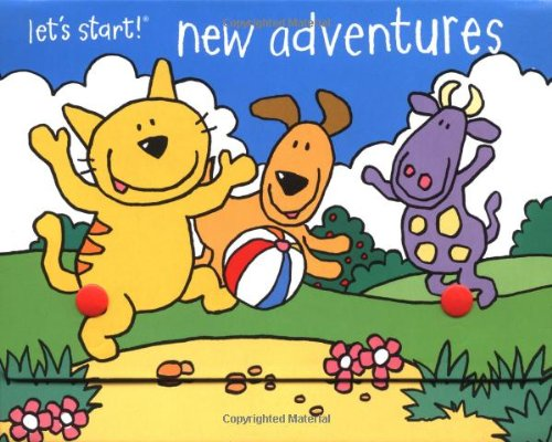 Let's Start! New Adventures: Clara Goes to School/Timothy Flies South/Desmond's Birthday Party/Kevin's Seaside Picnic