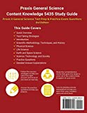 Praxis General Science Content Knowledge 5435 Study