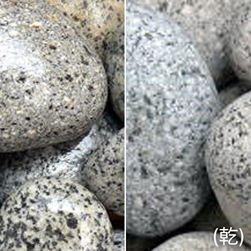 マツモト産業 ヤマト和風本玉石 ごましお(20kg)(10袋セット) 70-90mm B01M4LZNW7  70-90mm