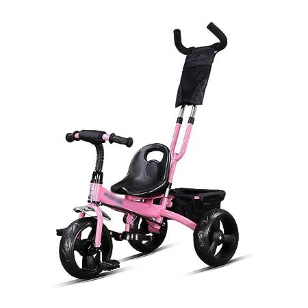 Amazon.com: Cochecito de juguete para niños con ruedas y ...