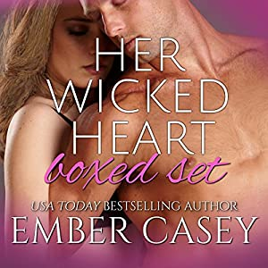 Her Wicked Heart Boxed Set Audiobook