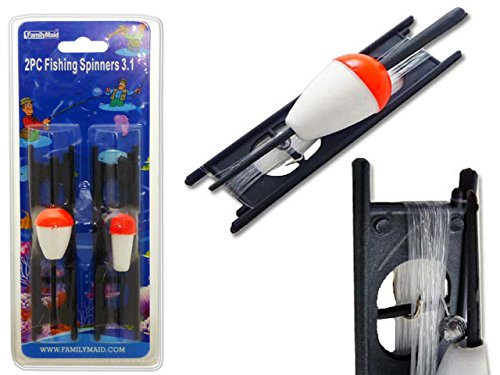 FISHING RIG 2PC DB. 1''+3/4'' , Case of 96 by DollarItemDirect