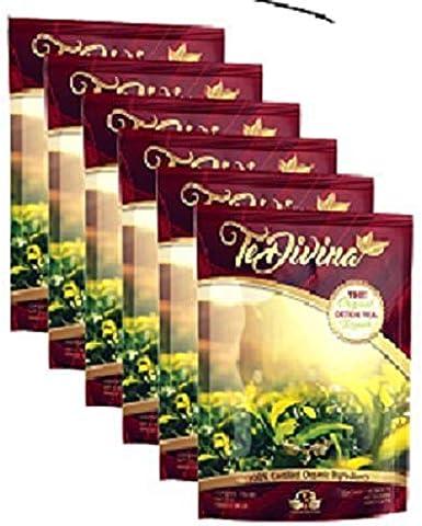 Te Vida Divina - Té Pack De 6: Amazon.es: Alimentación y bebidas