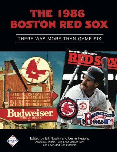 Books : The 1986 Boston Red Sox: There Was More Than Game Six (SABR Digital Library) (Volume 36)