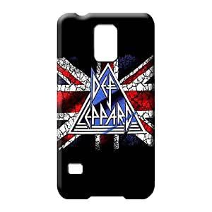samsung galaxy s5 Nice Top Quality pattern phone case cover def leppard