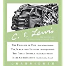 C.S. Lewis: The Signature Classics Audio Collection: The Problem of Pain, The Screwtape Letters, The Great Divorce, Mere Christianity