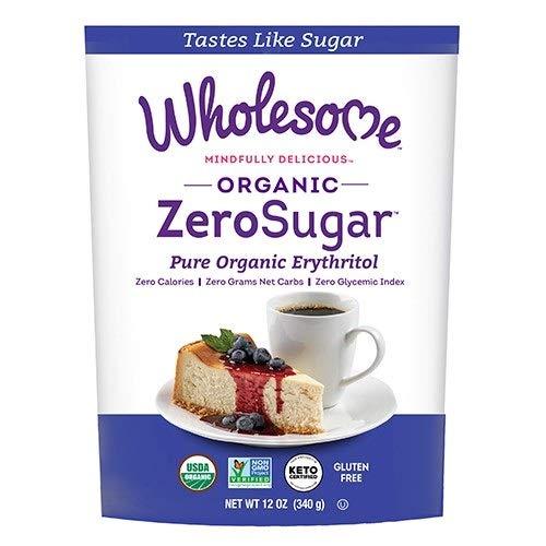 Wholesome Sweeteners Zero Calorie Free Pouch, 12 oz. (Single unit)