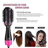 Hair Dryer Brush Hot Air Brush One-Step Hair