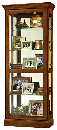 Howard Miller Berends II Curio/Display Cabinet by Howard Miller