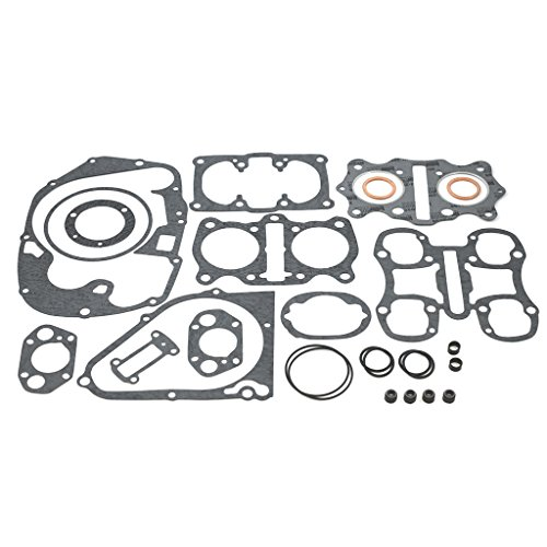 [Complete Engine Gasket Set - (Fits: CB/CL350 Twin 1970-73)] (Complete Gasket Set Part)
