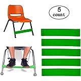 Surprising Amazon Com Fidget Kick Bouncy Chair Bands 2 Pack Short Links Chair Design For Home Short Linksinfo