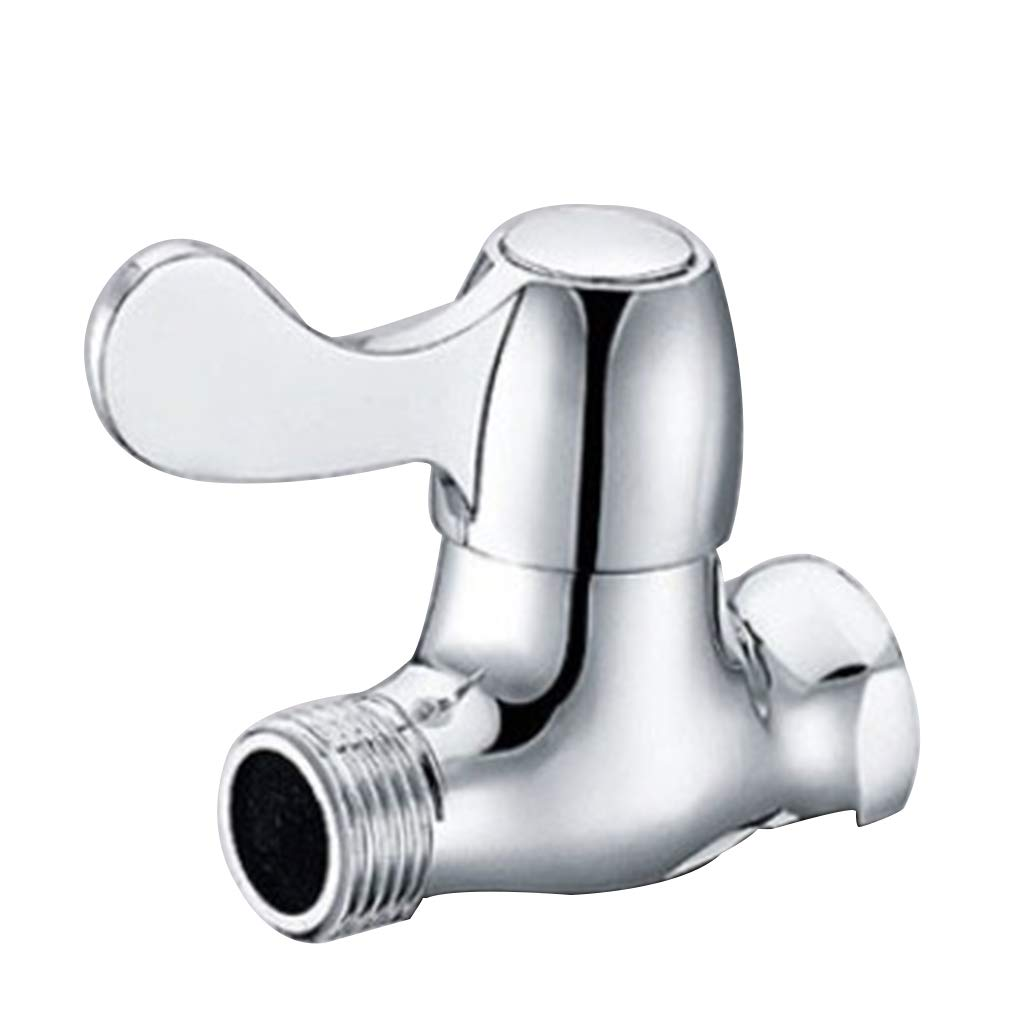 SM SunniMix Shower Head Flow Control Valves Shower Water Saver Shower Flow Pressure Regulator Restrictor DN15 Shower Shut Off Valve For Shower Head Hose Bidet