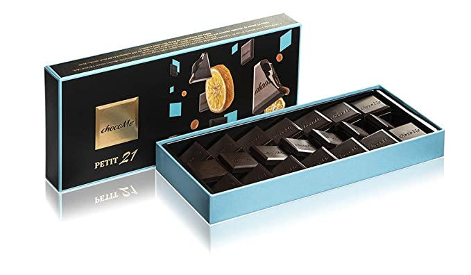 ChocoMe Petit 21 chocolate selecto 3 estuches surtidos 110gr ...