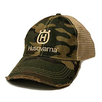 cb9ab643785 Image Unavailable. Image not available for. Color  Husqvarna Trucker Hat ...