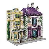 Wrebbit 3D - Harry Potter Diagon Alley - Madam Malkin's & Florean Fortescue's