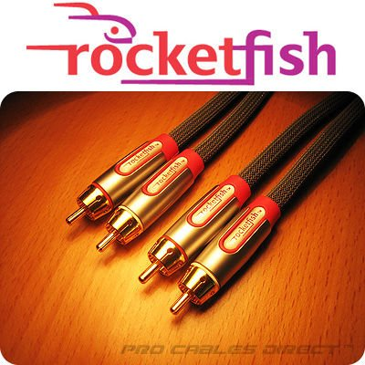 Rocketfish 12 Stereo Audio Cable RF-G1129