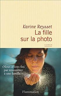 La fille sur la photo par Reysset