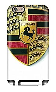New Snap-on AnnDavidson Skin Compatible With Case For Sumsung Galaxy S4 I9500 Cover Porsche Logo Mobile