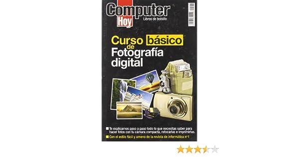 Curso Basico De Fotografia Digita Computer Hoy hobby Press: Amazon ...