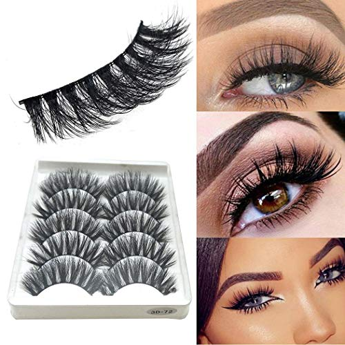 Beauty Essentials Loyal 1pair Natural 3d Mink Hair False Eyelashes Handmade Thick Long Full Volume Fake Eye Lashes Extension Makeup Tools 12 Styles Rich And Magnificent