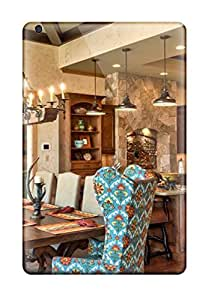 Cute Appearance Cover/tpu HbKVItf8774EPyNw Open Kitchen And Dining Space Featuring Warm Wood Tones Case For Ipad Mini/mini 2